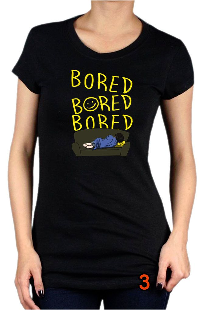 BORED+Sherlock+tshirt+by+HLstore+on+Etsy,+$15.00