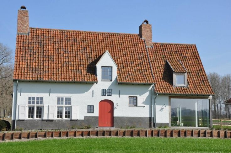 Hoeve te koop in sint laureins 4 slaapkamers 790 000 for Landelijke woning te koop