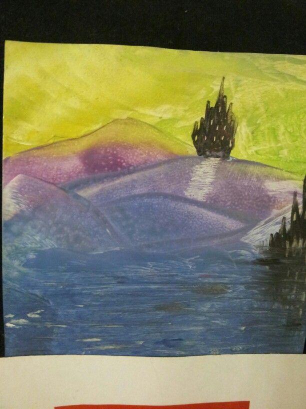 Zamak na jezeru