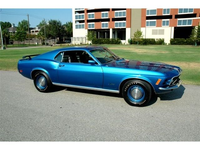 Ford Mustang 428 Super Cobra Jet Ford Mustang Coupe