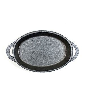 """1""""D x 4.25""""W x 7.5""""L  Old Mountain Cast Iron Single-Serve Oval Dish by Old Mountain #zulily #zulilyfinds"""