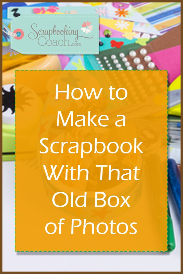 Family scrapbook ideas on pinterest - Discover The Best Way To Start Scrapbooking Your Family History In This Helpful Guide Browse The Scrapbooking Coach Website For More Ideas And Inspiration