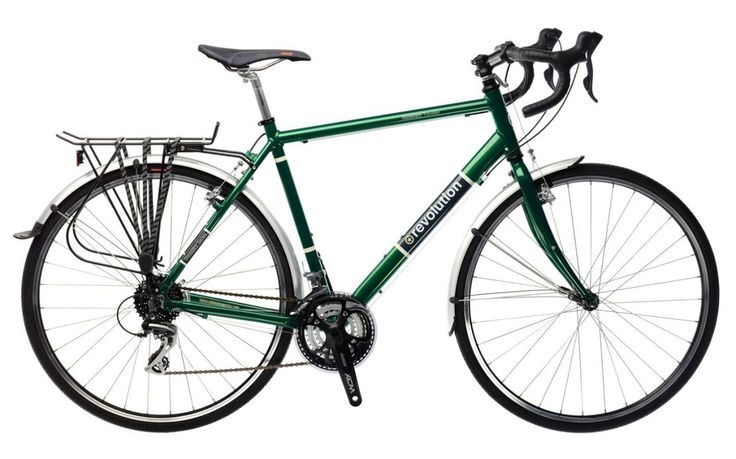 So here's how I put together a complete touring bike (plus gear and luggage) for precisely £25.17