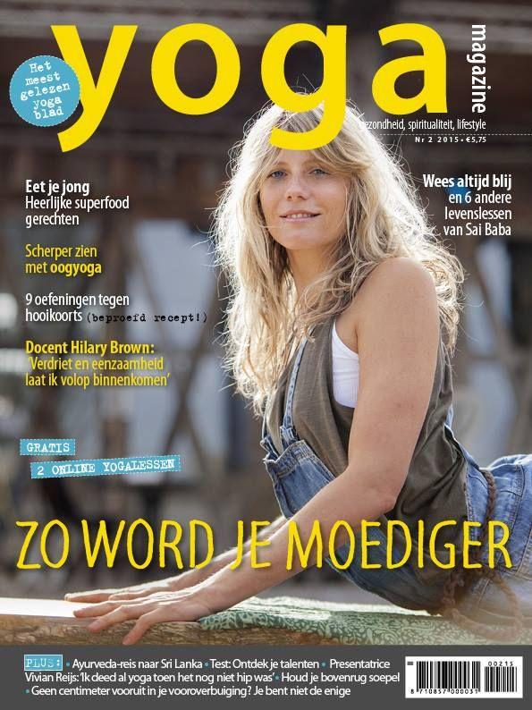 Yoga Magazine 2015 - 2 Zo word je moediger.