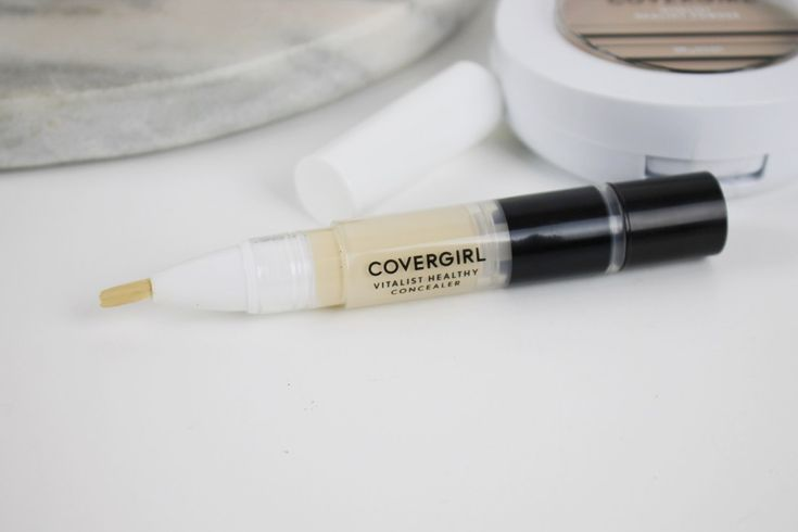 Covergirl vitalist healthy concealer brush in fair