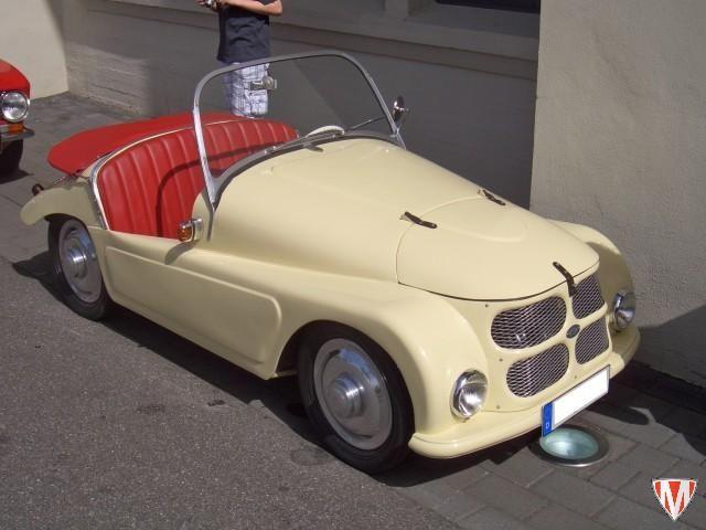 Kleinschnittger Kleinschnittger F125 (1950-1954)