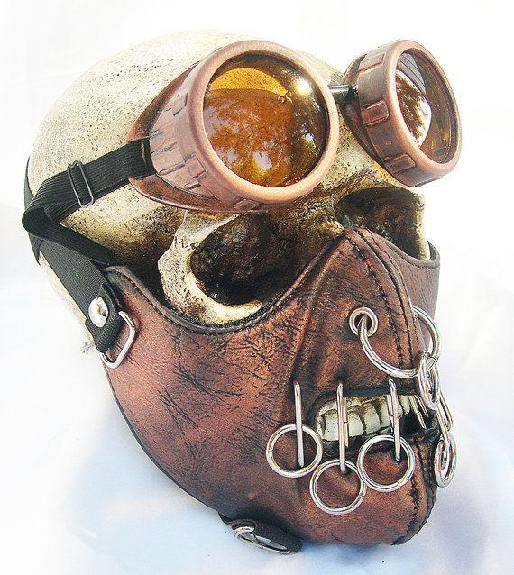 2 pc. set Copper Rust DistressedLook Hannibal Lecter by jadedminx, $58.50
