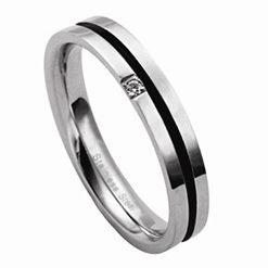 Prsten z chirurgické oceli Tribal RSS398 velikost 65