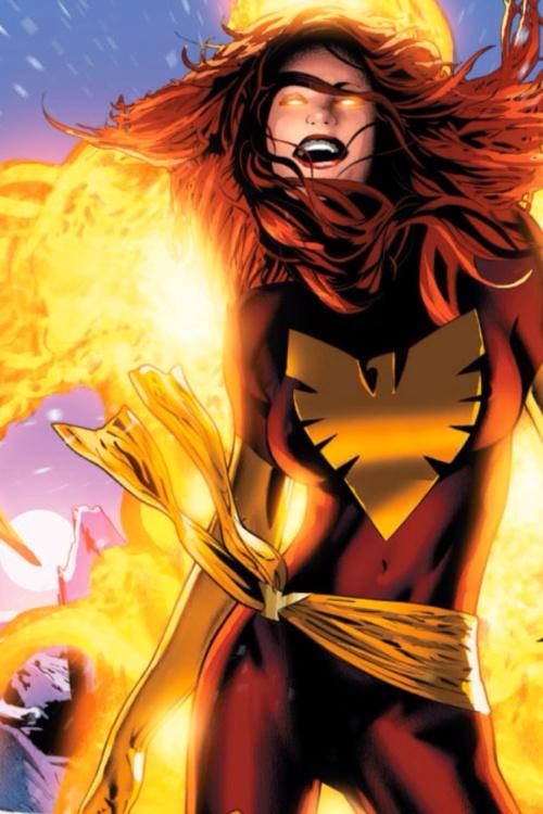Dark Phoenix by Greg Land