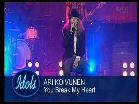 Ari Koivunen - You Break My Heart
