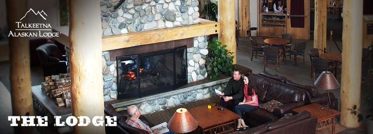 TALKETNA 08/29/11: Glacier, Dropping Festival, Talketna Lodge, National Parks, Walk, Park Check, Alaskan Lodge