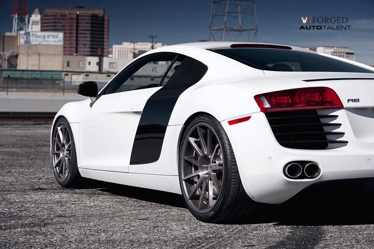 Audi R8… my dream car.