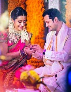 trisha engagement pictures