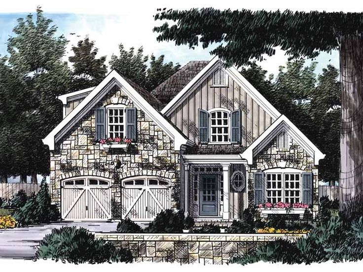 17 best ideas about 4 bedroom house on pinterest 4 bedroom house plans house floor plans and - Rustic french country house plans ...