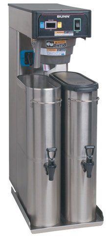 Bunn Tea Brewer -tb6q- Ice Tea Maker - 6 Gallon - Quick Brew - 36700-0301 - http://teacoffeestore.com/bunn-tea-brewer-tb6q-ice-tea-maker-6-gallon-quick-brew-36700-0301/