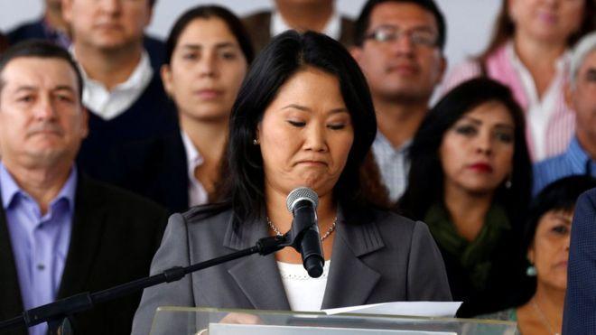 Stanley Roy informa: Elecciones en Perú: Keiko Fujimori acepta la victo...