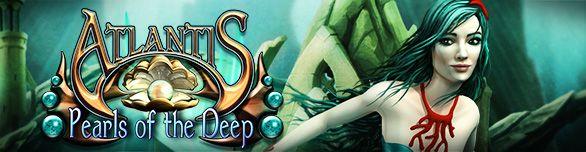 Atlantis Pearls of the Deep #giochi #gioco