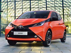 Fotos de Toyota Aygo