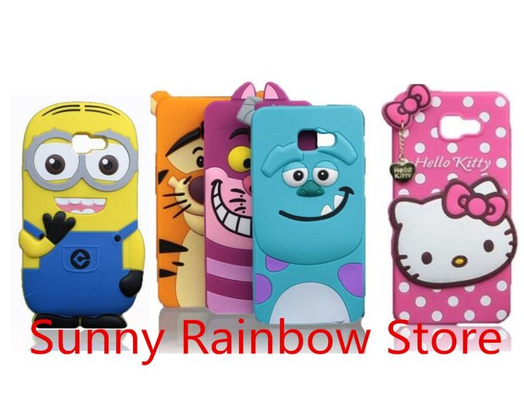 Cheap case dslr, Buy Quality case perfume directly from China case xperia arc s Suppliers: 3D Cartoon Stitch Minions Minnie Mouse Sully Soft Silicone Phone Case For Samsung Galaxy A5 2016 A510F A510 A5100 Back C