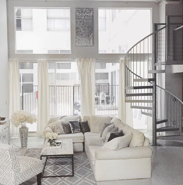 19 best images about apartment goals on pinterest nyc for Living room goals