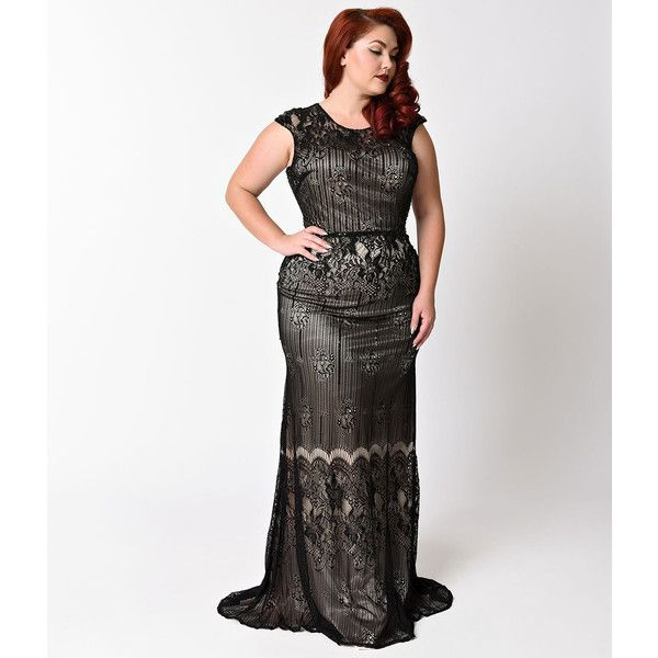 Best 20+ Evening dresses plus size ideas on Pinterest   Plus size ...