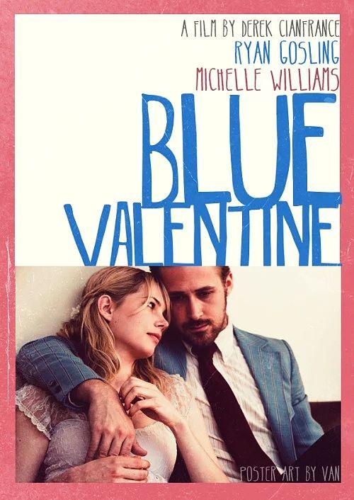 Blue Valentine (2010)   IMDb 7,4