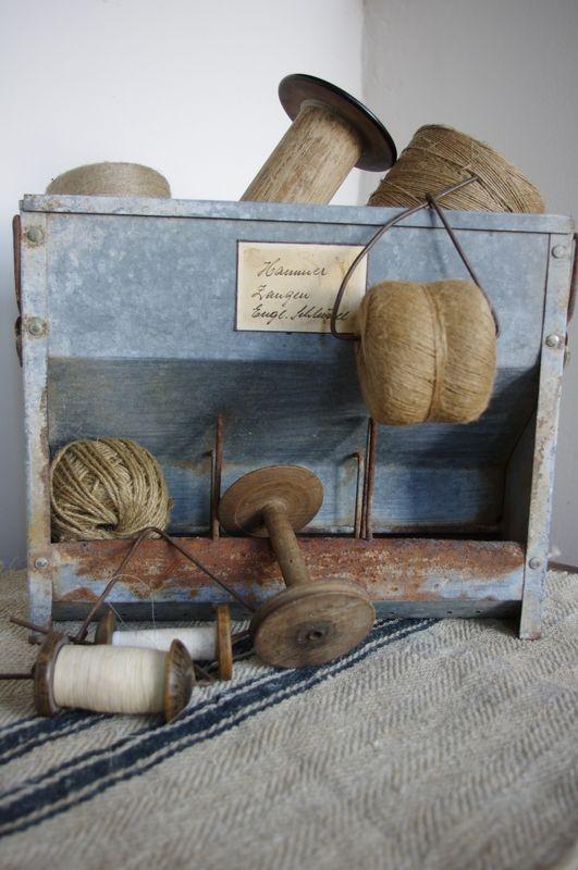 spools & linen