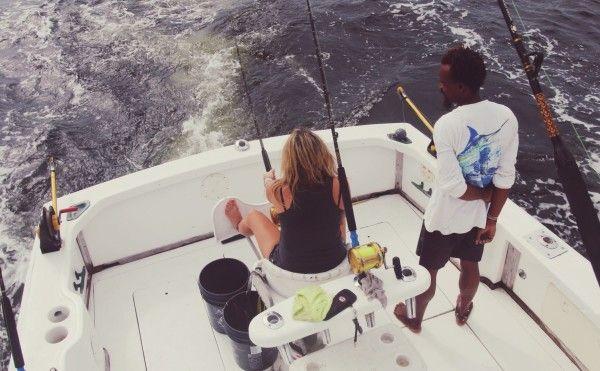 Hard Play Fishing- Tobago