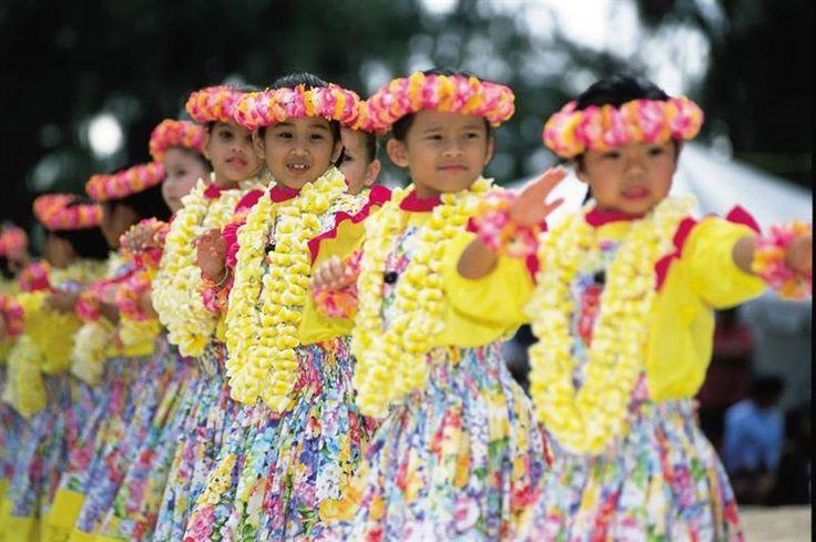 Национальные костюм гаваи фото