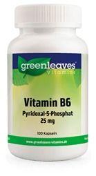 Vitamin B6 Pyridoxal-5-Phosphat, 25 mg