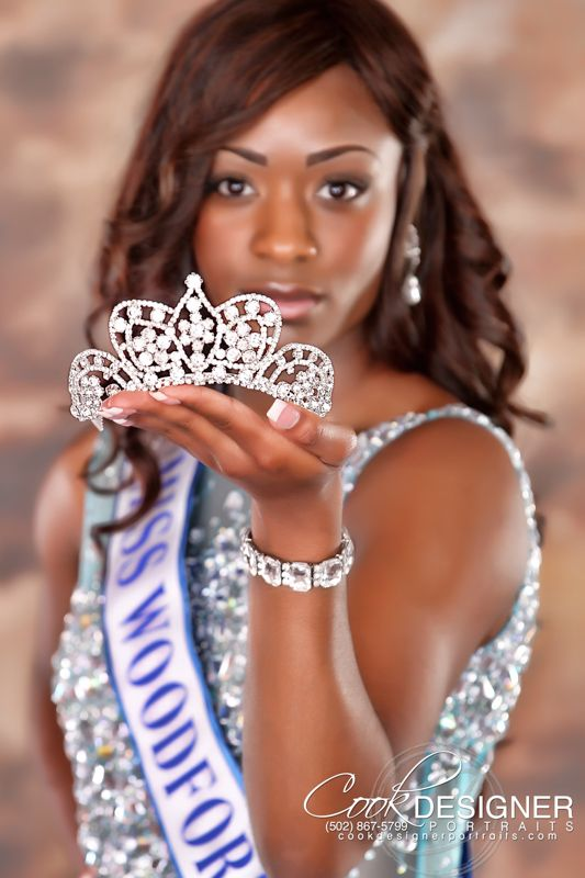 Champayne Wilson - Miss Woodford Co. Fair 2013  - Dress from One Devine Day in Georgetown, KY   #pageant #crown #beauty  #fashion #style