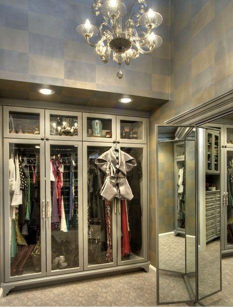 silver closet