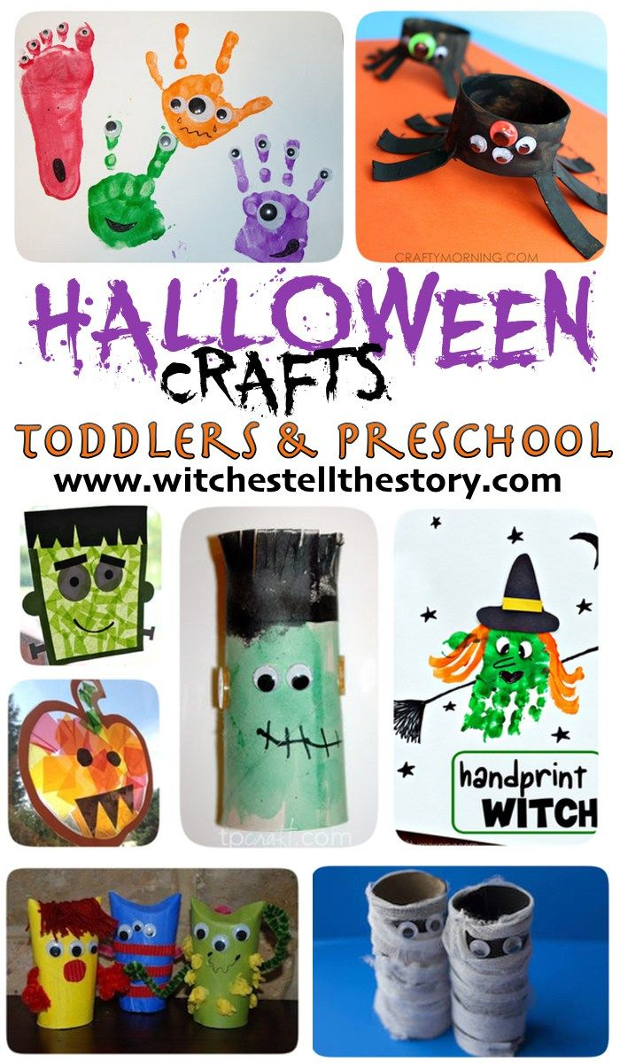 Halloween Crafts for Toddlers & Preschool Children. A variety of different crafts to do for halloween. TP Roll Crafts | Egg Carton Crafts | Halloween Crafty Treat Ideas | Hand Print Crafts | Feet Print Crafts | Tissue Paper Crafts | Paper Plate Crafts | Halloween Lantern Crafts | Girl Crafts | Boy Crafts and MORE.....