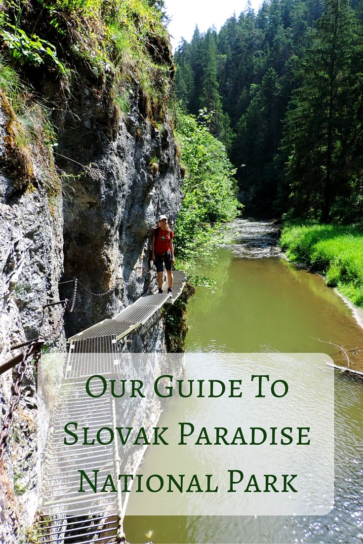 A Place Called Slovak Paradise