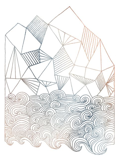 by Matthew Allen: Art Illustrations, Ass Art, Surf Art, Art Inspiration, Concept Art, Body Art, Drawing, Pretty Art