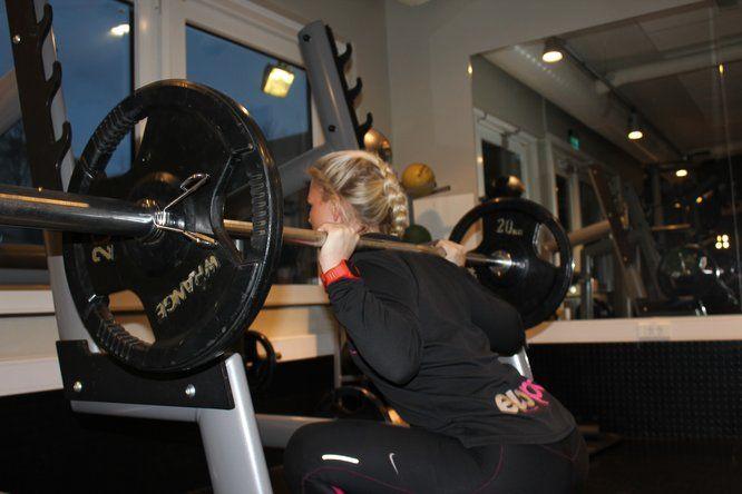 Funksjonell trening passer for alle.