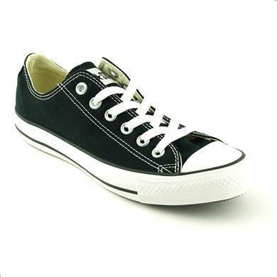 Converse Pantofi sport Converse negri, din  canvas - http://outlet-mall.net/outlet/magazine-outlet/converse-pantofi-sport-converse-negri-din-canvas/