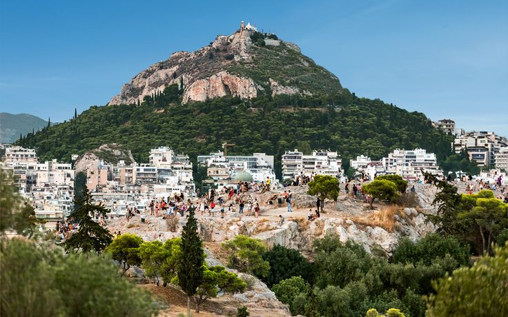 Landmarks: Areopagus - Greece Is