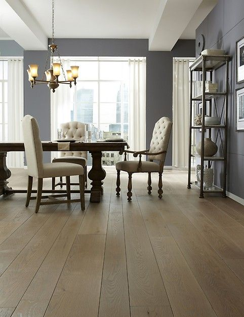 This beautiful new york city penthouse is covered in our luxurious white oak wood flooring - Interesting home interior flooring decoration with hardwood flooring ...
