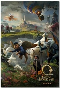 Oz the Great and Powerful Opening Sequence. #video