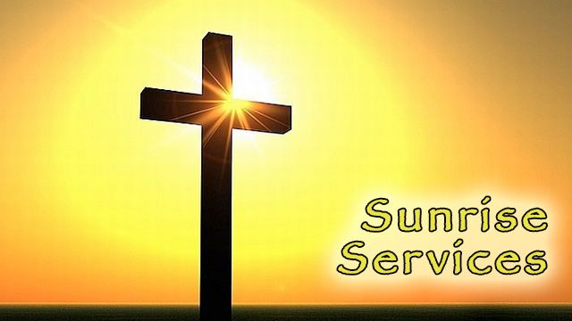 NC Coastal Churches offer sunrise services - http://charlotte.citylocalbuzz.com/nc-coastal-churches-offer-sunrise-services/