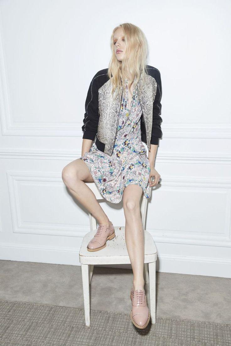 Zadig & Voltaire Spring/Summer 2017 Ready-To-Wear | British Vogue