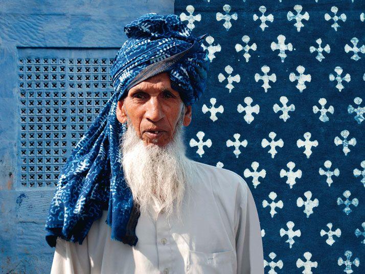 Indigo : l'aventure bleue d'une couleur voyageuse