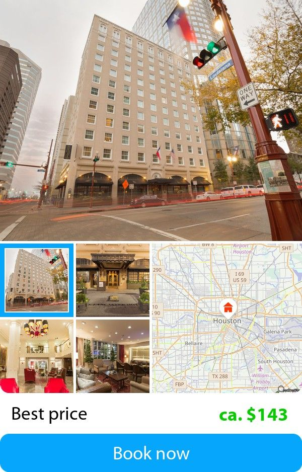 The Lancaster (Houston, USA) – Book this hotel at the cheapest price on sefibo.