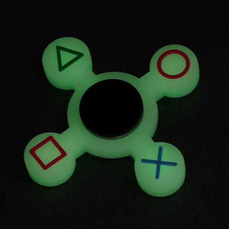Silikonowy Świecący - Playstation //Cena: $20.00 & Zawsze darmowa dostawa! //     #Spinnery