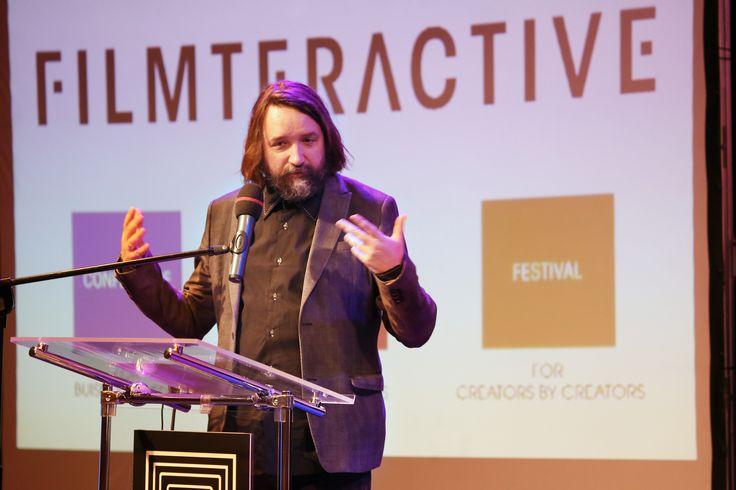 Mariusz Grzegorzek - rector of National Film School in Lodz