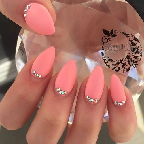 67 Best Matte Nails! View them all right here -> | www.nailmypolish…. | Nail M…