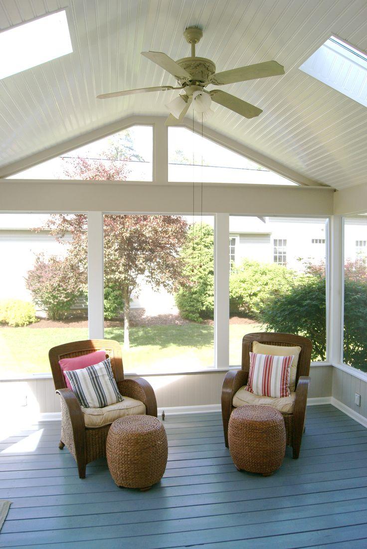 more screen porch options