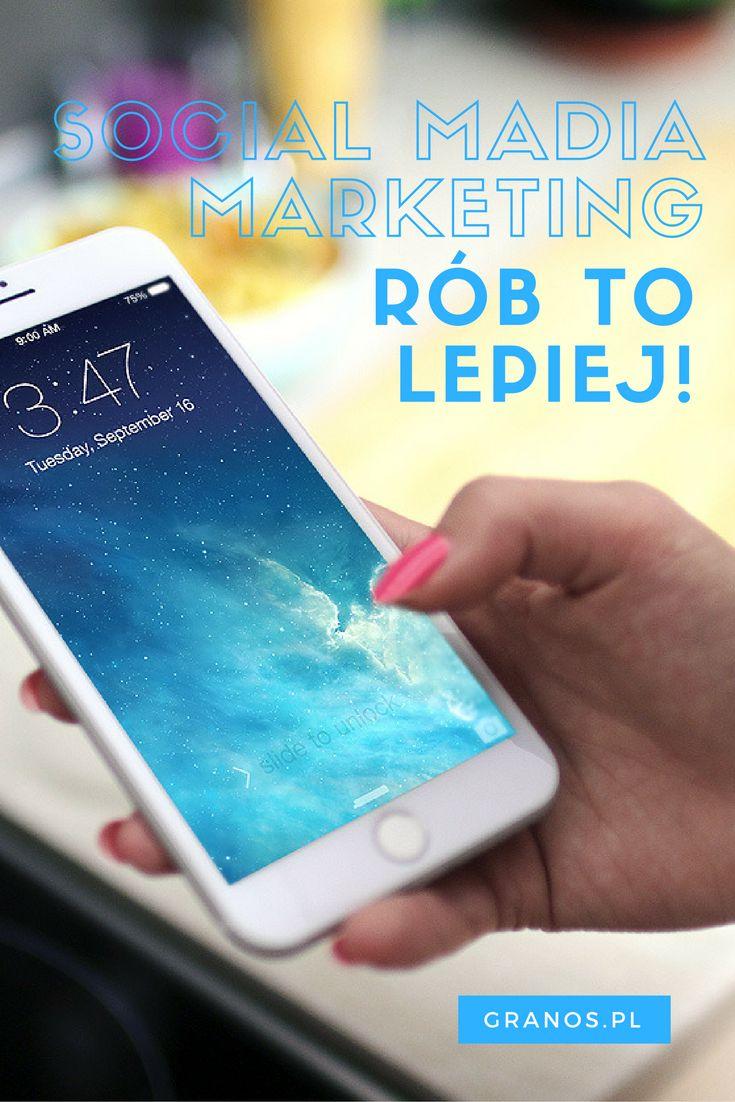 Dlaczego social media marketing jest tak ważny? Ponieważ media społecznościowe to miejsce, w którym Twoi fani, czytelnicy czy klienci, spędzają sporo swojego czasu.