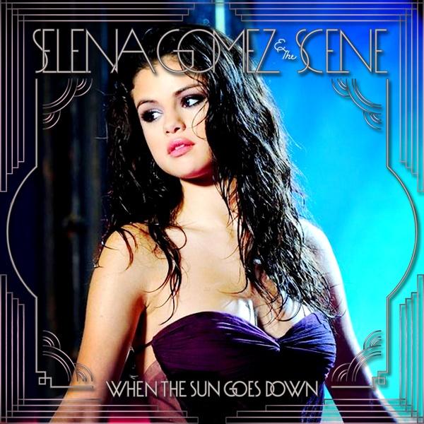 c6fcfe202aafca5697bf552efd0f80c1  cd album album cover - Selena Gomez & The Scene - When the Sun Goes Down (Deluxe Edition) 2011-(Uptobox) (MP3)